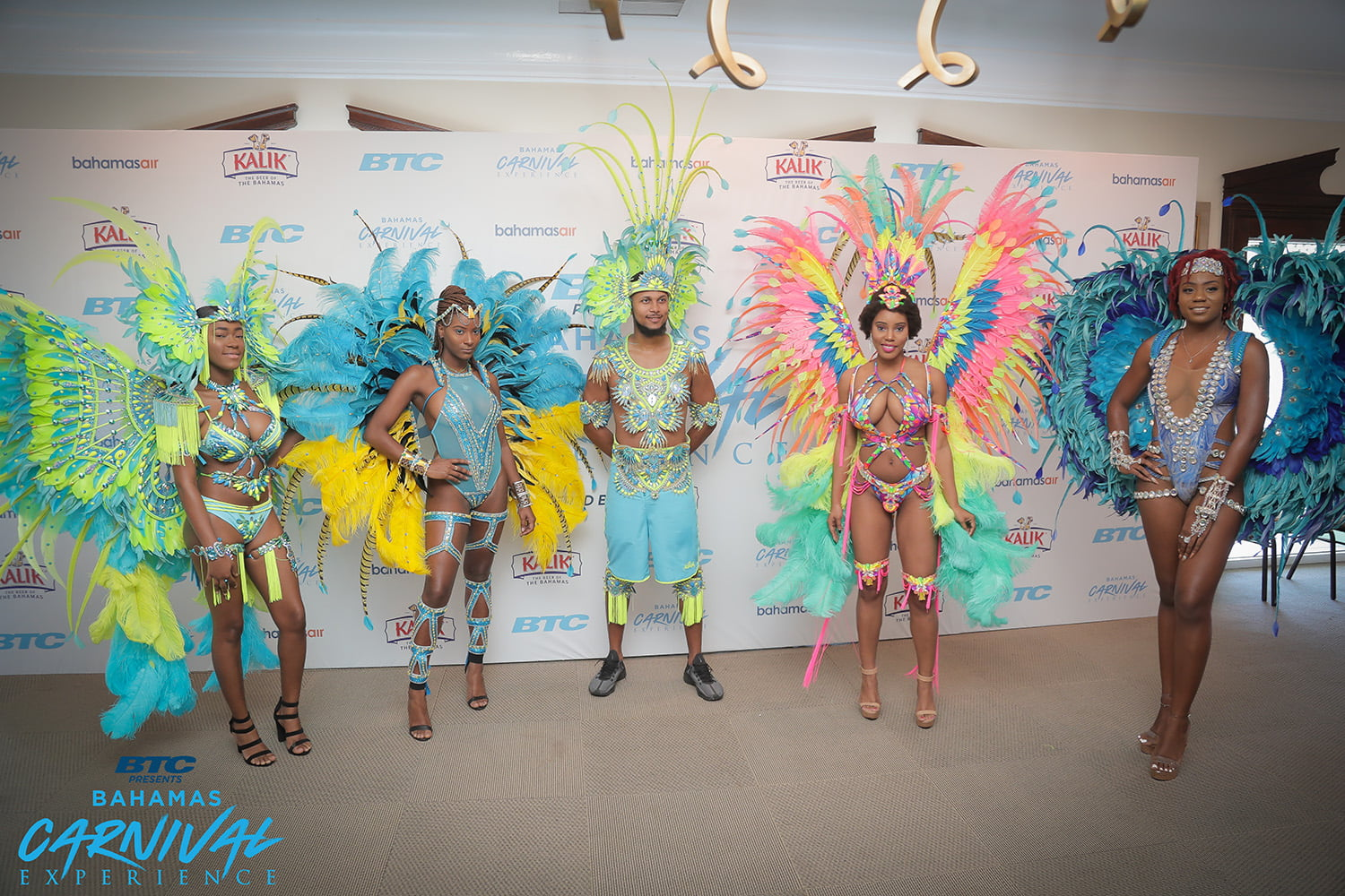 Bahamas Carnival Experience 2019 Officially Launched