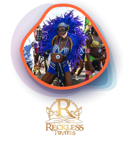 Reckless Pirates Bahamas Carnival