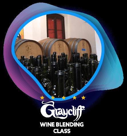 Graycliff Wine Blending Class