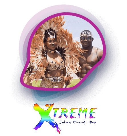 Xtreme Junkanoo Carnival Band